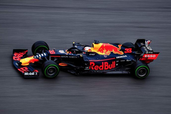 Domingo en Alemania - Red Bull: Un Verstappen formidable y un Gasly gris