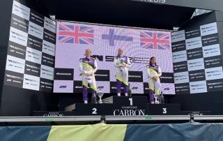 Kimilainen gana en Assen y el título se decidirá en Brands Hatch