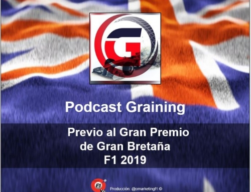 Podcast Graining con la Previa al GP de Gran Bretaña 2019