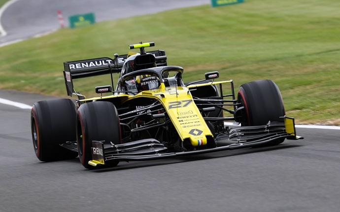 Previa GP Alemania - Renault: preocupados por las altas temperaturas