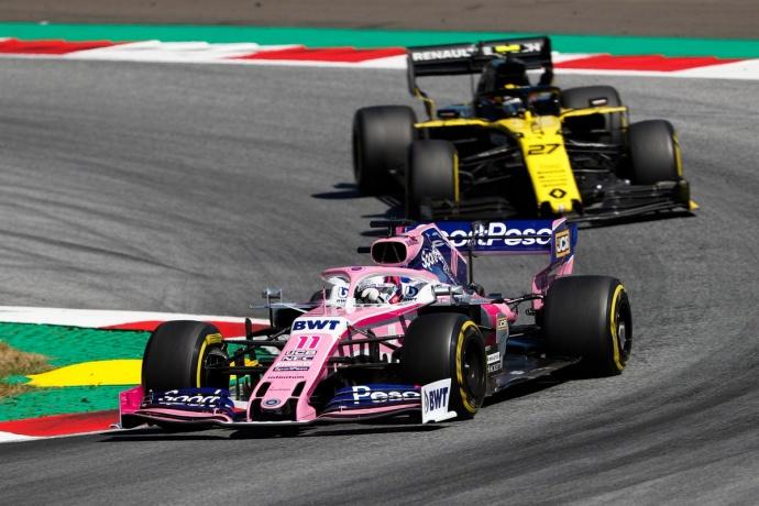 Racing Point espera mejoras después de Silverstone