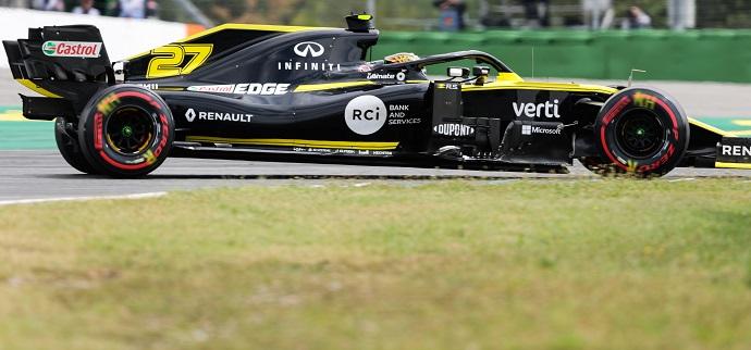 Sábado en Alemania - Renault: sólo Hülkenberg alcanza la Q3