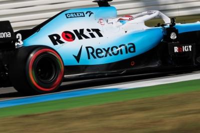 Sábado en Alemania - Williams: en la cola sin penalizar por superar el toque de queda
