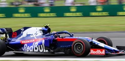 Sábado en Gran Bretaña- Toro Rosso: Albon salva los muebles