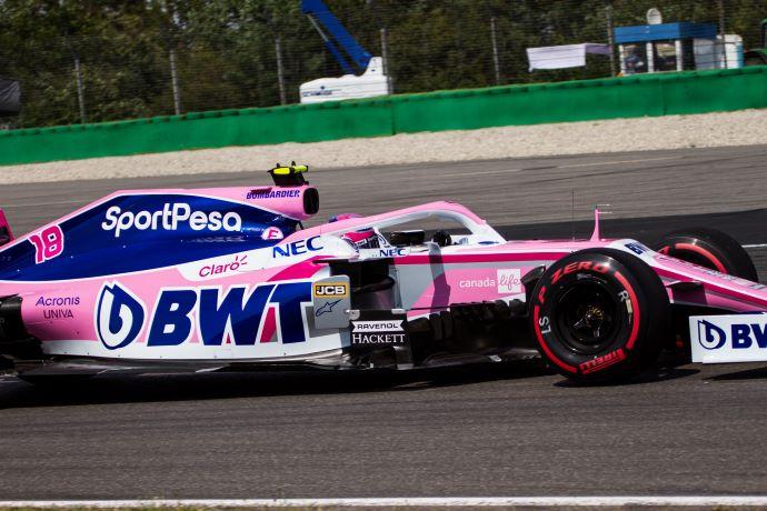 Viernes en Alemania - Racing Point mejora ligeramente con especificación B