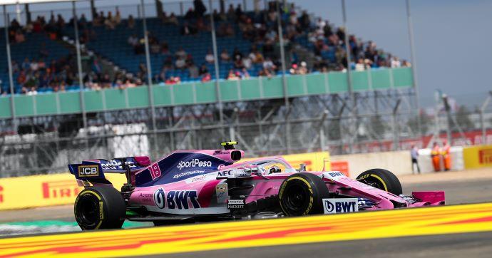 Sábado en Gran Bretaña - Racing Point no alcanza a salpicar de rosa la Q3 en casa