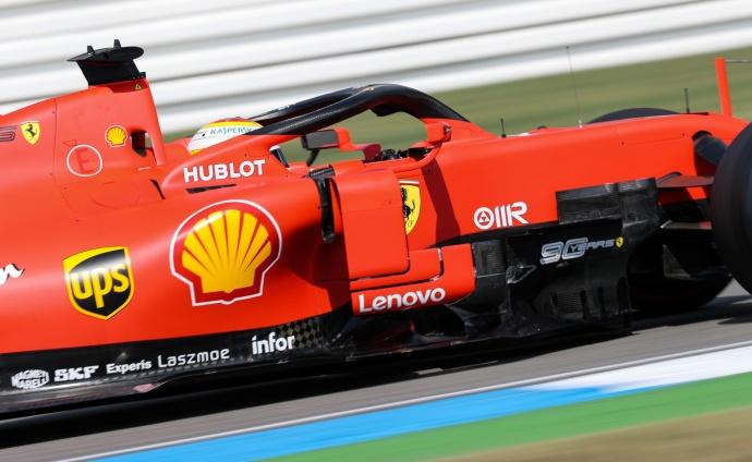 Viernes en Alemania – Ferrari: Los dos más rápidos