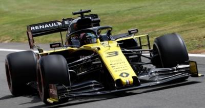 Viernes en Gran Bretaña - Renault: Día de sensaciones opuestas