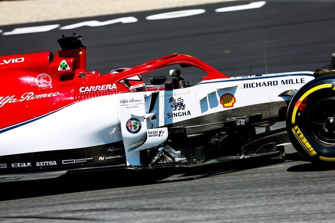 Alfa Romeo anuncia actualizaciones importantes para las próximas 3 carreras
