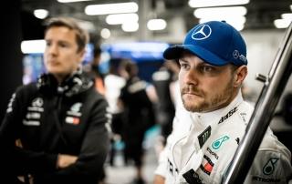 """Bottas, y su """"plan B"""" en caso de no renovar contrato con Mercedes para 2020"""