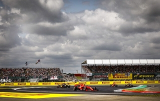 DesGRAINING a Inglaterra en la F1, entre la juventud y el proletariado