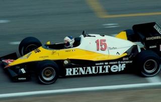 Diseño Gráfico / Le Grand Renault F1: La época dorada