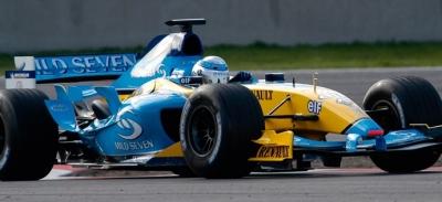 Diseño Gráfico / Le Grand Renault F1: La época oscura