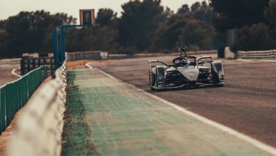 Factor competitivo: El grupo impulsor Porsche para la Fórmula E entra en su fase final