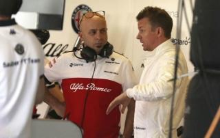 Ferrari reacciona: Volverá Simone Resta