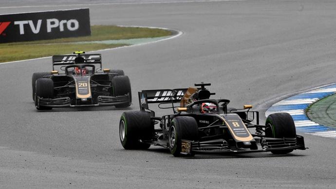 """Haas impondrá órdenes de equipo a partir del GP de Hungría: """"Se está convirtiendo en una costumbre"""""""