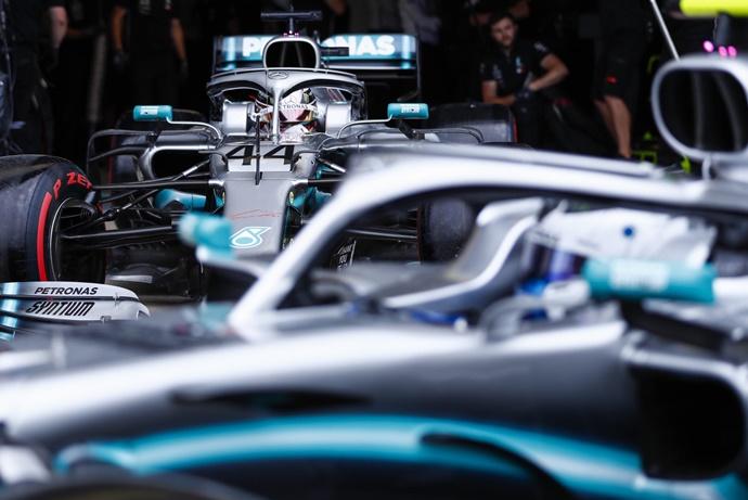 """Hamilton: """"No es un secreto que Valtteri quiere ganarme y yo quiero ganarle a él"""""""