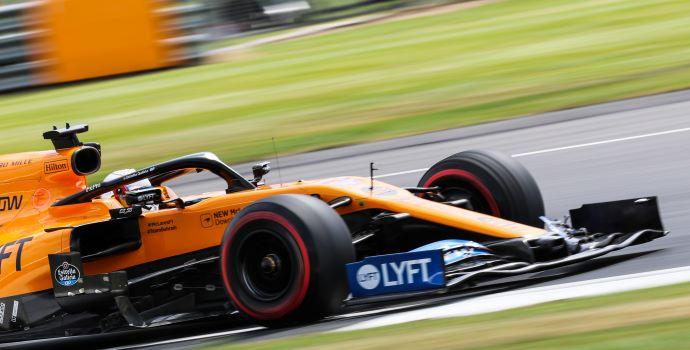 Sábado en Gran Bretaña – McLaren: Una buena y una mala