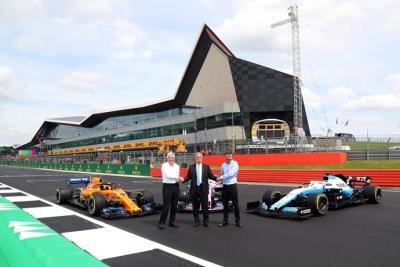 Silverstone se queda en el calendario hasta 2024