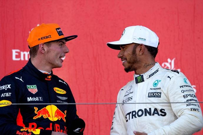 Toto Wolff niega el rumor de un futuro fichaje de Verstappen por Mercedes