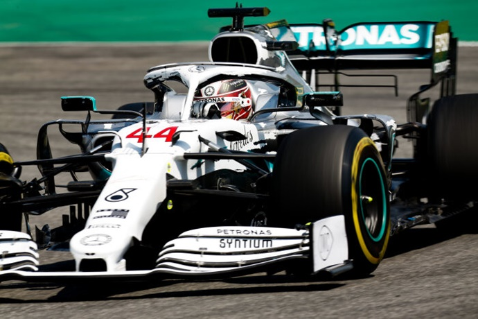 Viernes en Alemania - Mercedes: A la contra