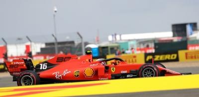 """Viernes en Gran Bretaña – Ferrari con """"pequeñas"""" modificaciones, intentarán luchar este fin de semana"""