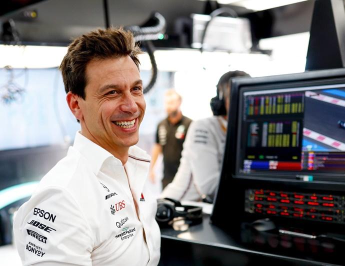 Wolff pone fin a los rumores que lo situaban como el nuevo propietario de la F1