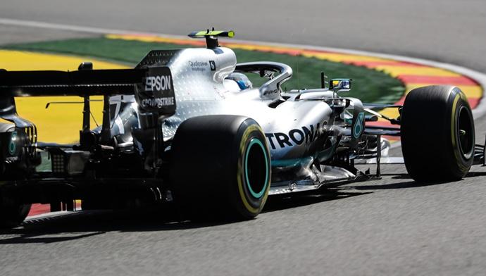 Viernes en Bélgica - Mercedes: A retomar ritmo rumbo a los campeonatos