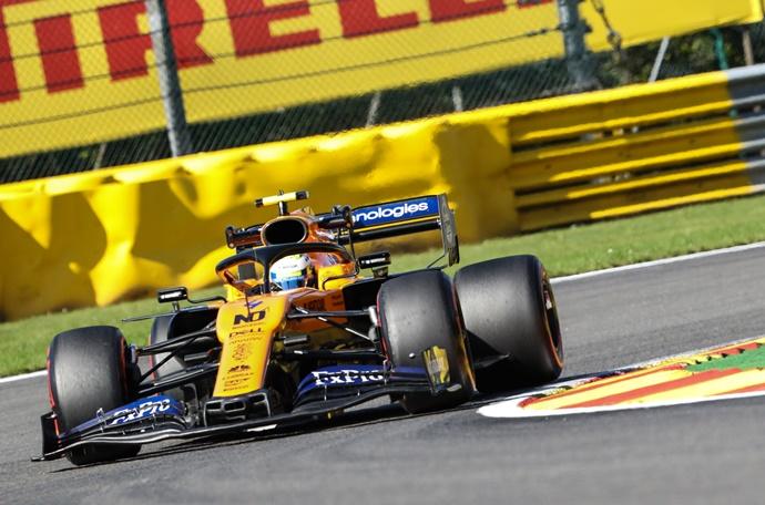 Sábado en Bélgica – McLaren: Un fin de semana que no viene bien