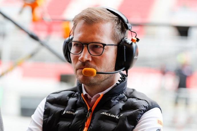 Andreas Seild analiza la primera parte de la temporada de McLaren