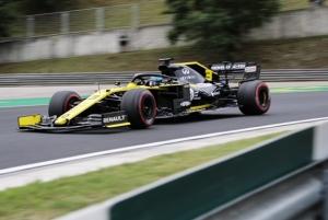 Viernes en Hungría - Renault, positivismo contenido