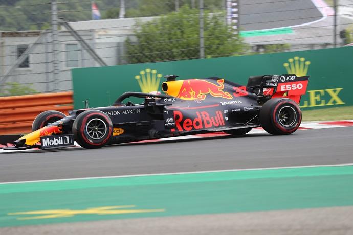 Clasificación en Hungría: Verstappen impide la séptima pole de Hamilton