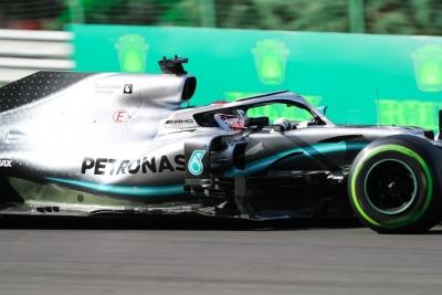 Crónica: les estrategia de Mercedes hace ganador a Hamilton