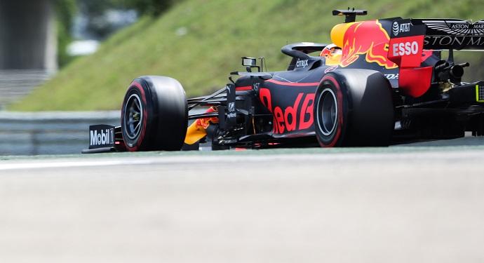 Domingo en Hungría - Red Bull: la victoria se le escapó a Verstappen