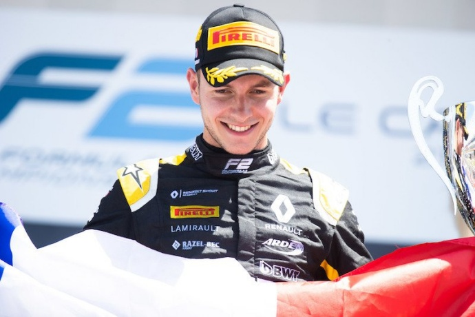 Fallece Anthoine Hubert tras el duro accidente en la carrera larga de F2