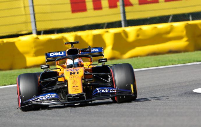 Viernes en Bélgica - McLaren: Buscando mejorar