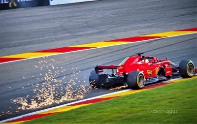 Previa GP Bélgica - Ferrari: un año sin ganar