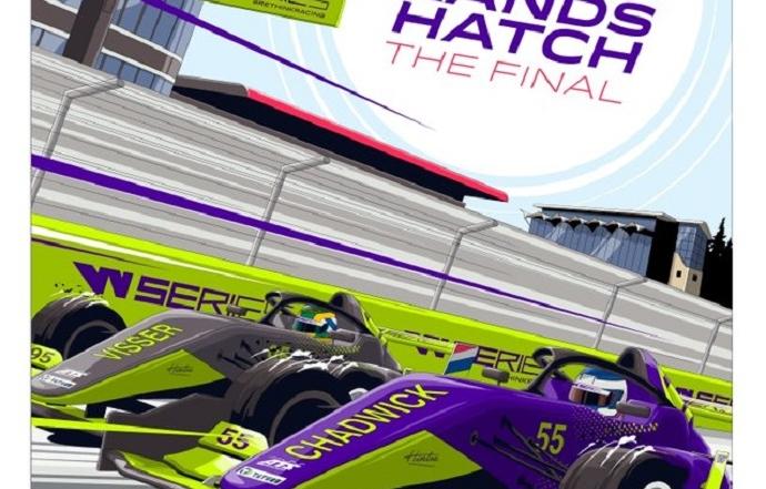 Previa W Series: el título se decide en Brands Hatch