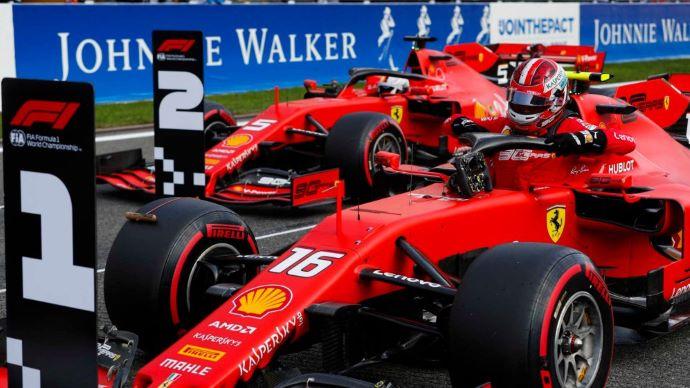 Sábado en Bélgica – Ferrari ratifica su ritmo del viernes en la sesión de clasificación