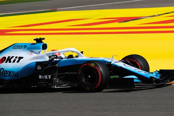 Sábado en Bélgica - Williams: Kubica rompe su unidad de potencia y Russell saldrá decimoquinto