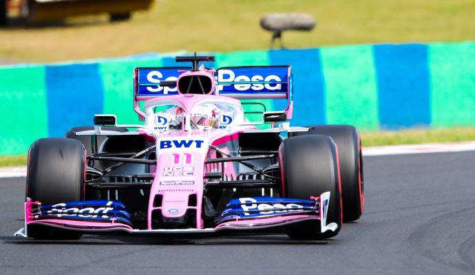 Sábado en Hungría – A Racing Point le sienta mal el Hungaroring y partirá al fondo de la tabla