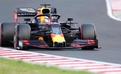 Sábado en Hungría - Red Bull: Verstappen logra su primer pole mientras Gasly se queda corto