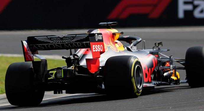Sábado en Hungría - Red Bull: Verstappen logra su primera pole mientras Gasly queda corto