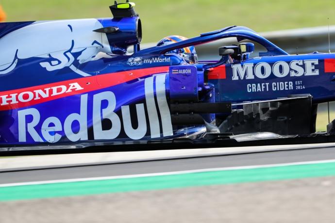 Sábado en Hungría – Toro Rosso: Ambos se quedan sin pasar el corte de la Q2