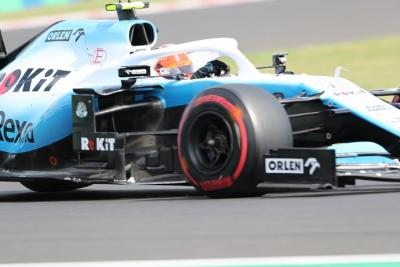 Sábado en Hungría Williams una sorpresa pese a todo