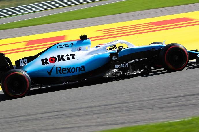 Viernes en Bélgica - Williams: sin ritmo en el circuito más largo