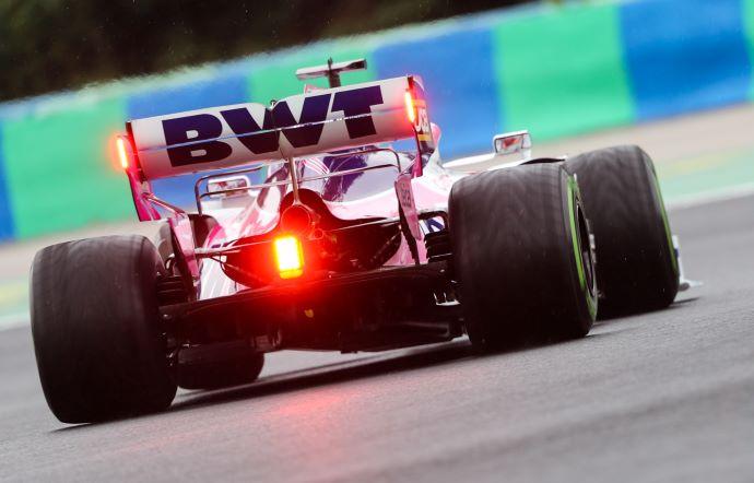 Viernes en Hungría - Racing Point limitado bajo el cielo complicado del Hungaroring