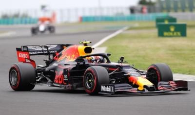Viernes en Hungría - Red Bull: Gasly sorprende y Verstappen se muestra constante