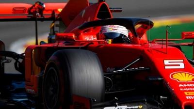Crónica Libres 1 - GP Bélgica: Vettel vuela en las Ardenas acompañado por Leclerc