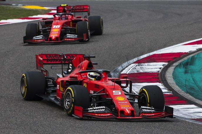 Ferrari espera que con su nuevo motor sean más rápidos en Spa y Monza